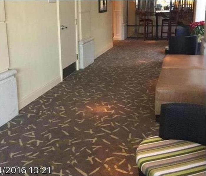 Commercial Water Damage – Largo Hotel After