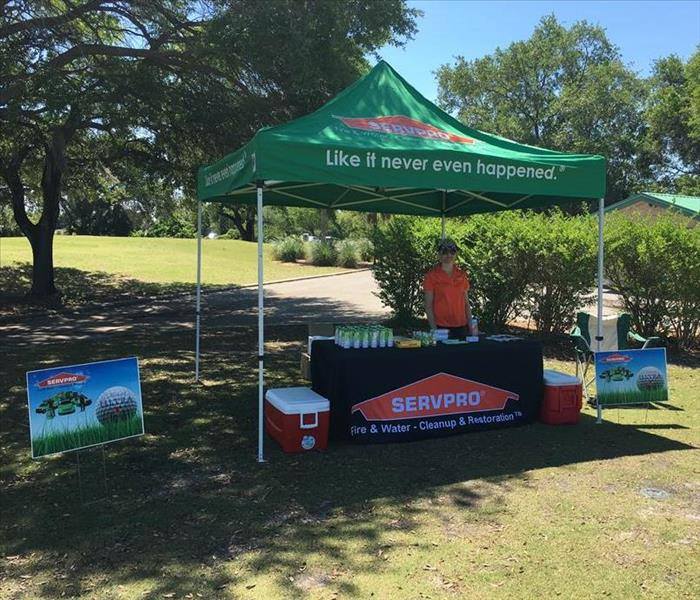 Resource Property Management Cure for Cancer Golf Tournament