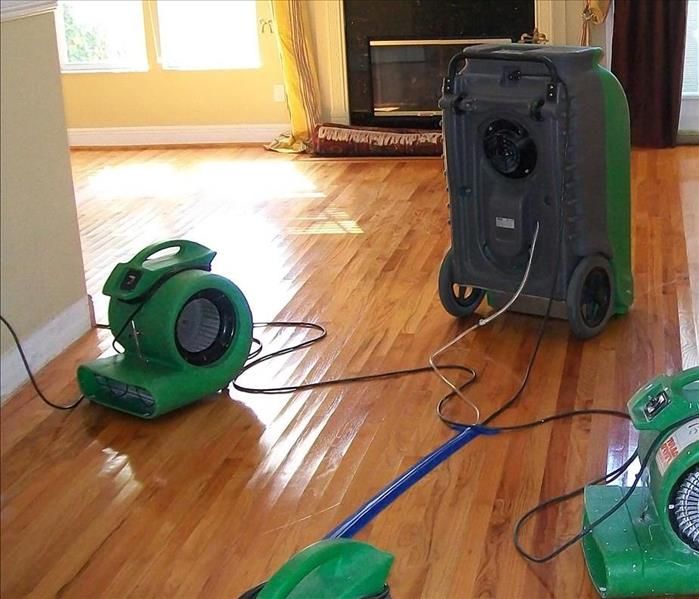 Water Damage We Can Handle Water Removal In Your Pinellas County Home or Beauty Shop
