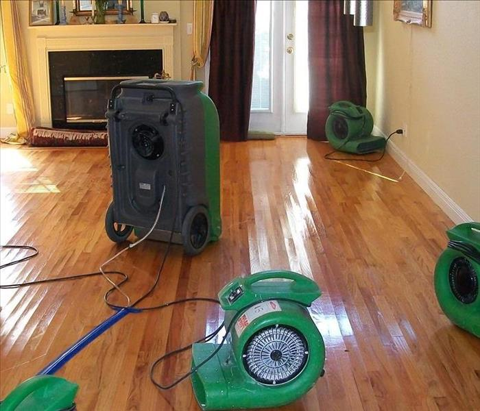 Water Damage Indian Rocks Beach Fast Water Removal Preserves Properties Says SERVPRO